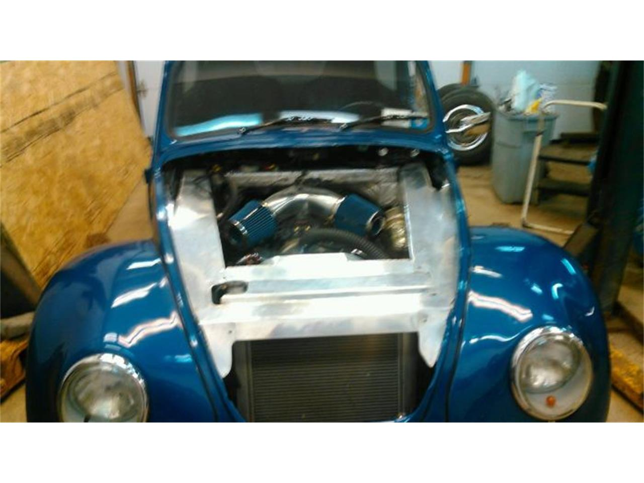 1977 Volkswagen Beetle (CC-1233106) for sale in Cadillac, Michigan