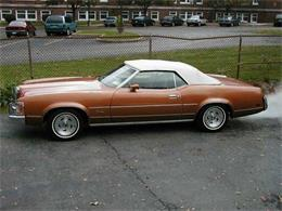 1973 Mercury Cougar (CC-1233108) for sale in Cadillac, Michigan