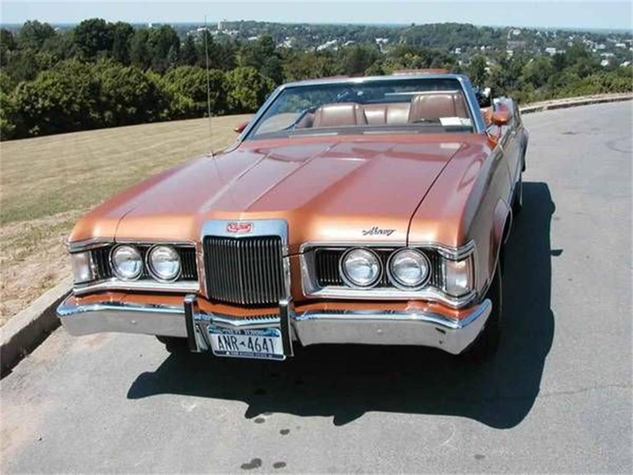 1973 Mercury Cougar (CC-1233108) for sale in Cadillac, Michigan
