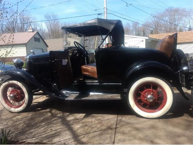 1931 Ford Model A (CC-1233111) for sale in Cadillac, Michigan