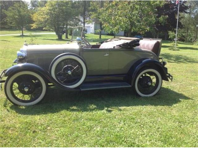 1928 Ford Model A (CC-1233117) for sale in Cadillac, Michigan