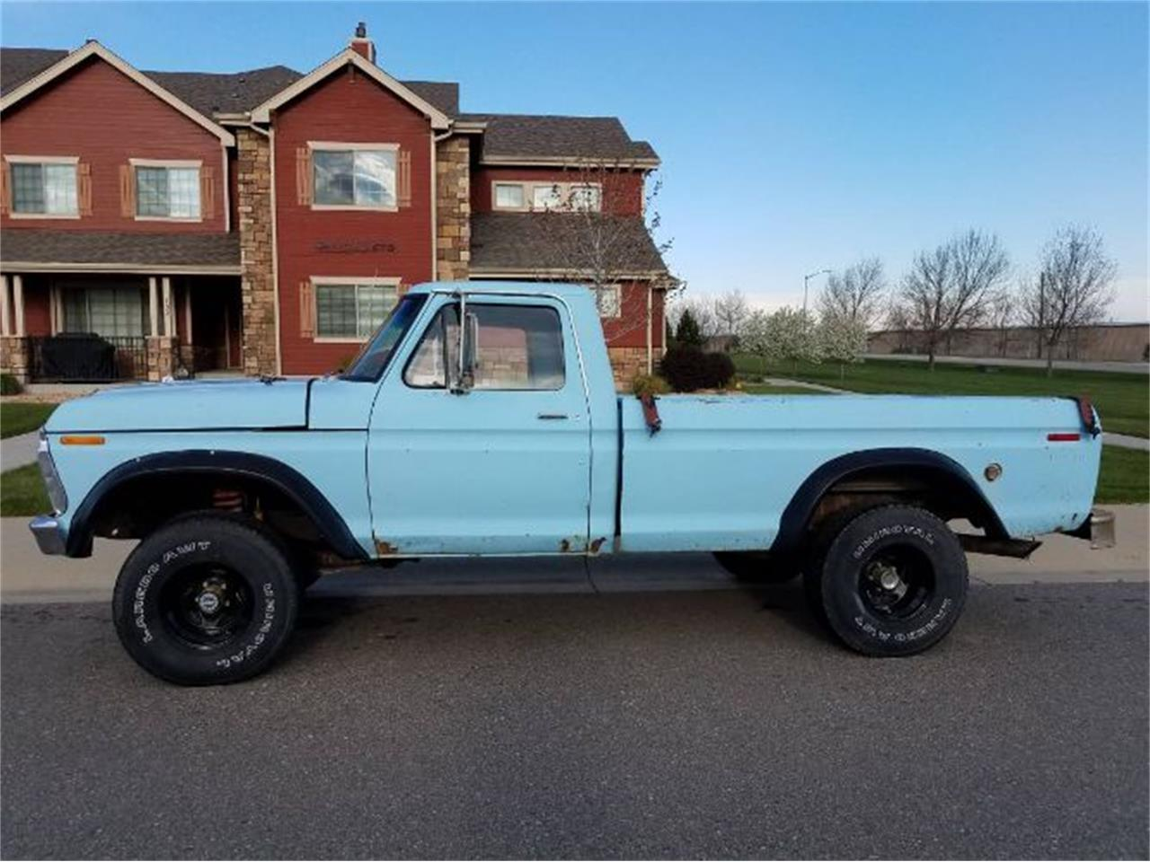 1974 Ford F100 (CC-1233131) for sale in Cadillac, Michigan