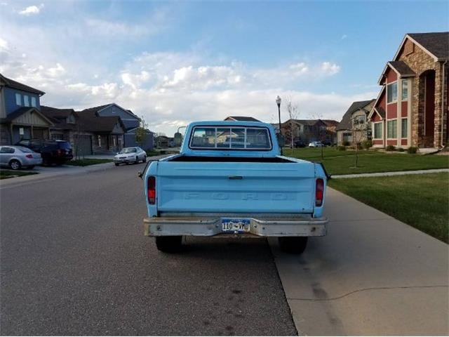 1974 Ford F100 (CC-1233131) for sale in Cadillac, Michigan