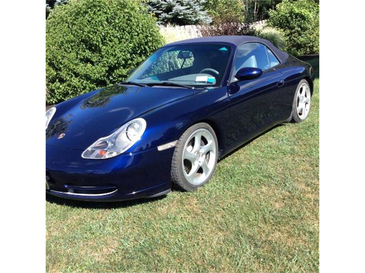 2001 Porsche 911 (CC-1233136) for sale in Cadillac, Michigan