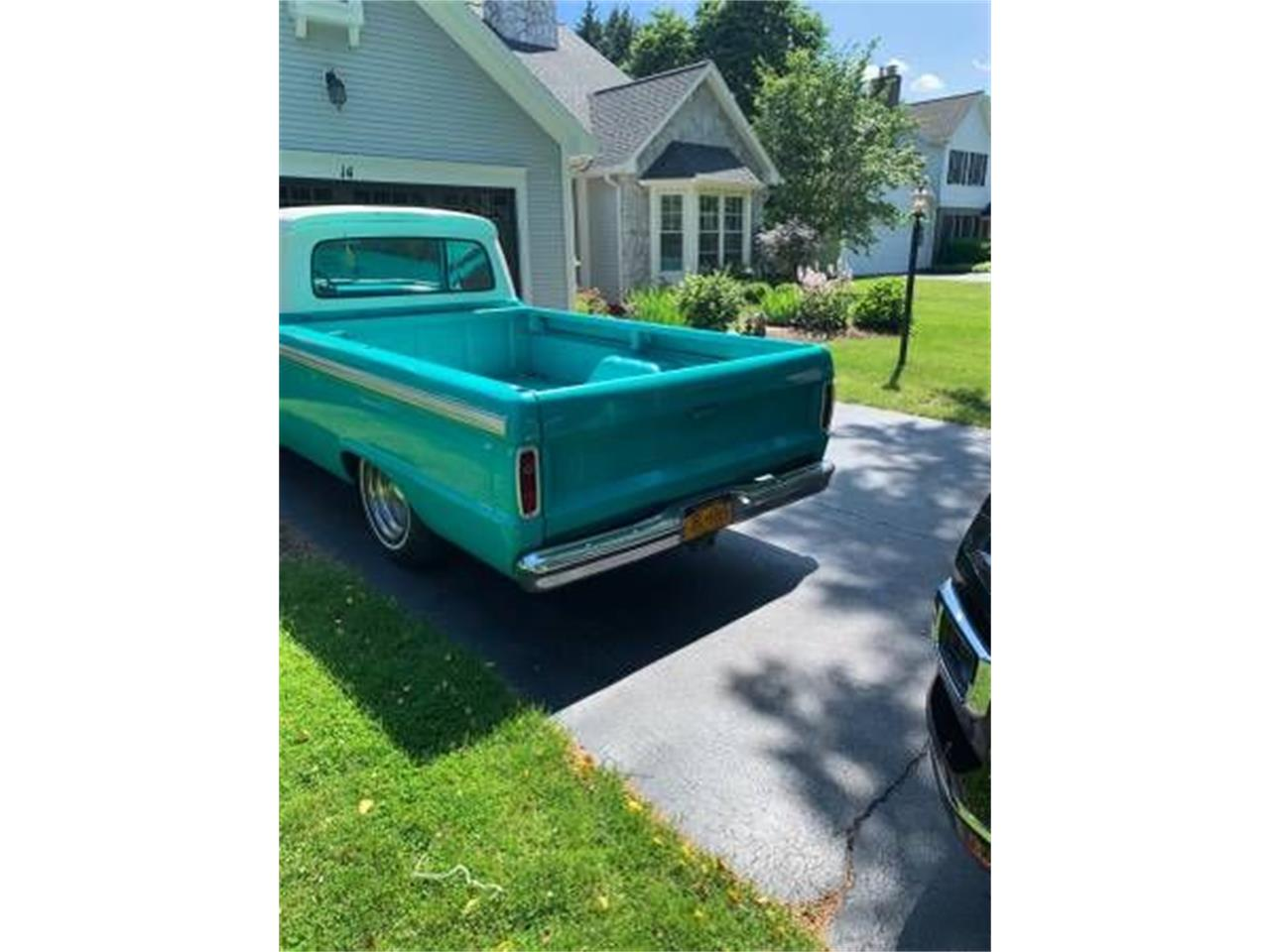 1966 Ford F100 (CC-1233142) for sale in Cadillac, Michigan