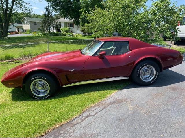 1977 Chevrolet Corvette (CC-1233147) for sale in Cadillac, Michigan