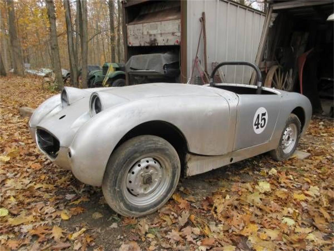 1960 Austin-Healey Sprite (CC-1233148) for sale in Cadillac, Michigan