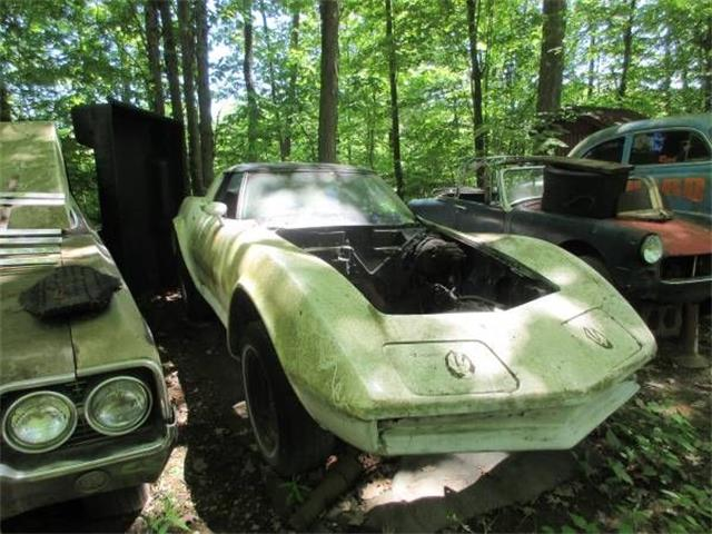 1982 Chevrolet Corvette (CC-1233149) for sale in Cadillac, Michigan