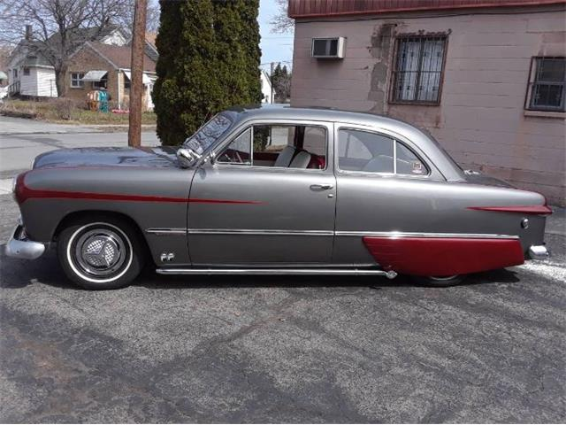 1949 Ford Tudor (CC-1233151) for sale in Cadillac, Michigan