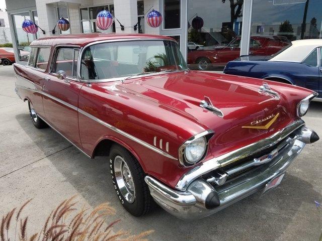 1957 Chevrolet Nomad (CC-1233162) for sale in San Jose, California