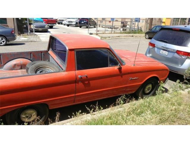 1963 Ford Ranchero (CC-1233173) for sale in Cadillac, Michigan