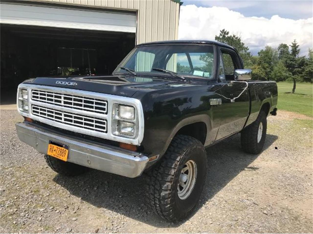 1979 Dodge Power Wagon (CC-1233197) for sale in Cadillac, Michigan