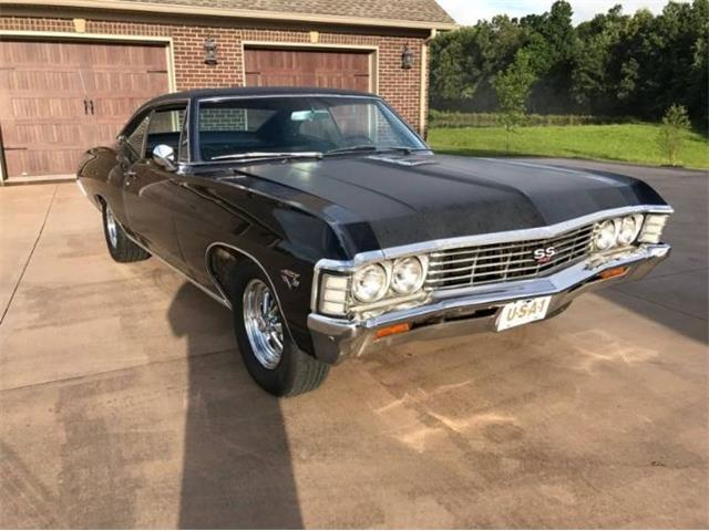 1967 Chevrolet Impala For Sale On Classiccars Com