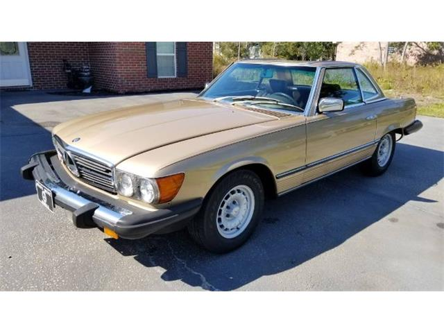 1980 Mercedes-Benz 450SL (CC-1233224) for sale in Cadillac, Michigan