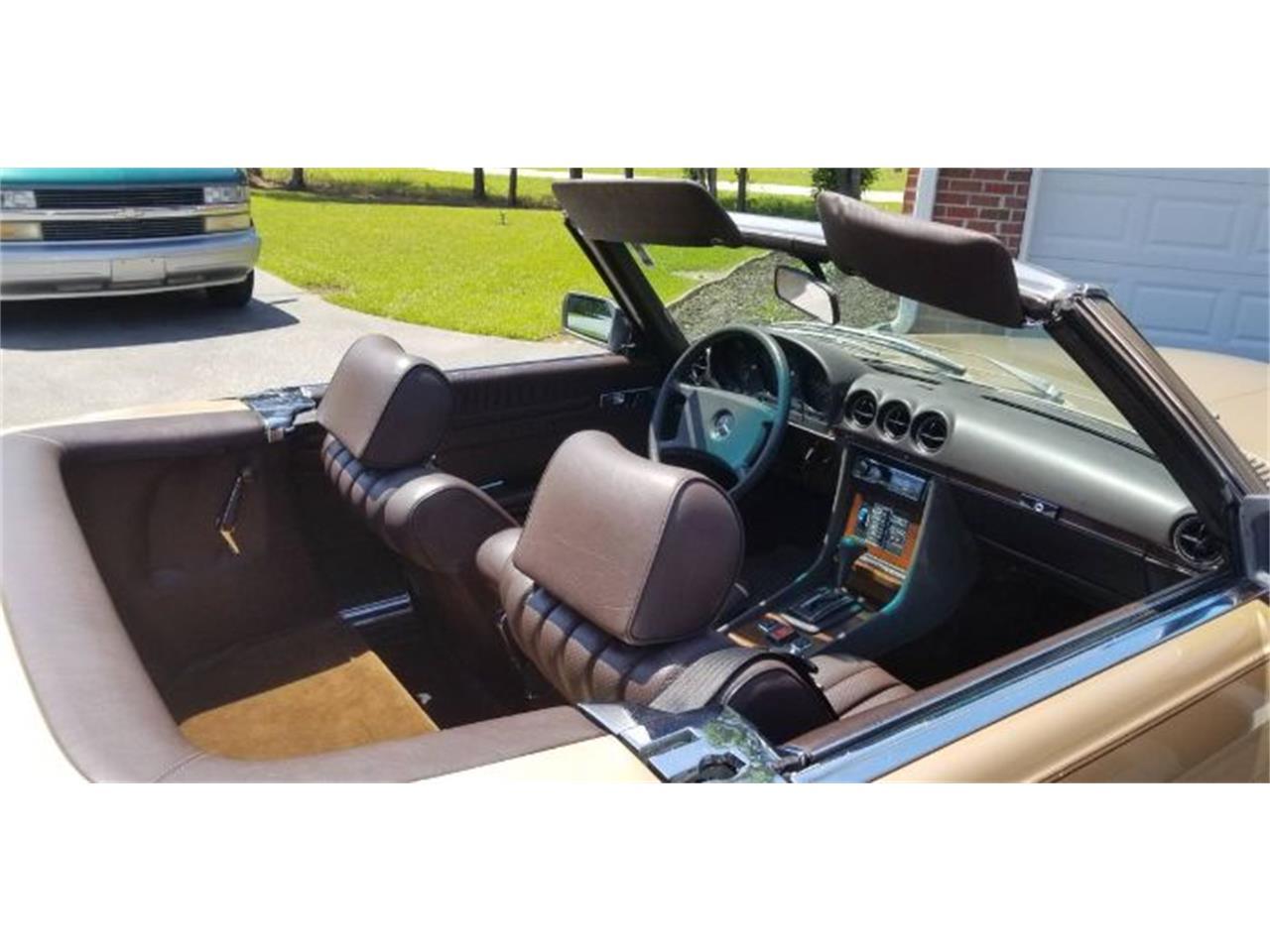 1980 Mercedes-Benz 450SL (CC-1233224) for sale in Cadillac, Michigan