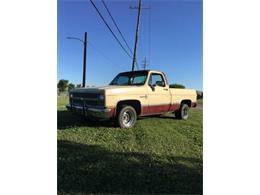 1981 Chevrolet C10 (CC-1233226) for sale in Cadillac, Michigan