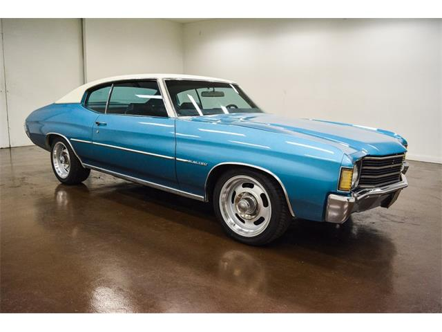1972 Chevrolet Chevelle (CC-1230323) for sale in Sherman, Texas