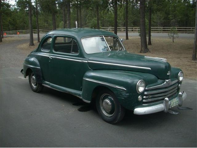 1948 Ford Super Deluxe (CC-1233244) for sale in Cadillac, Michigan