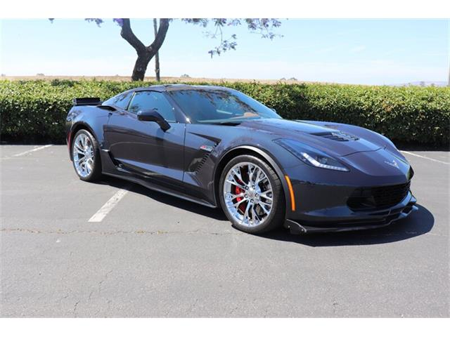 2015 Chevrolet Corvette Z06 (CC-1233272) for sale in Anaheim, California