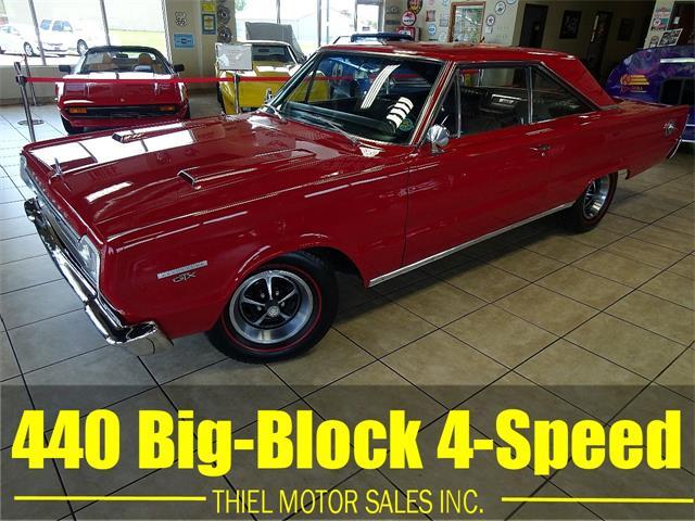 1967 Plymouth GTX (CC-1233288) for sale in De Witt, Iowa