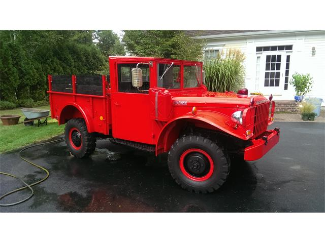 1953 Dodge M-37 (CC-1233293) for sale in Canton, Connecticut