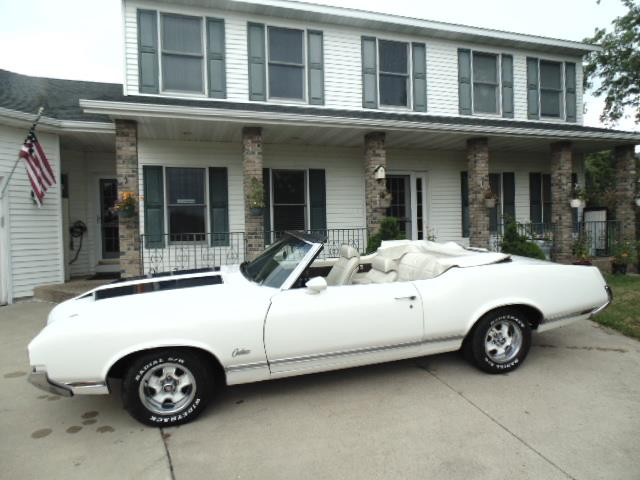 1970 Oldsmobile Cutlass (CC-1233299) for sale in Rochester,mn, Minnesota
