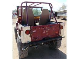 1946 Willys CJ2 (CC-1233300) for sale in Tucson, AZ - Arizona