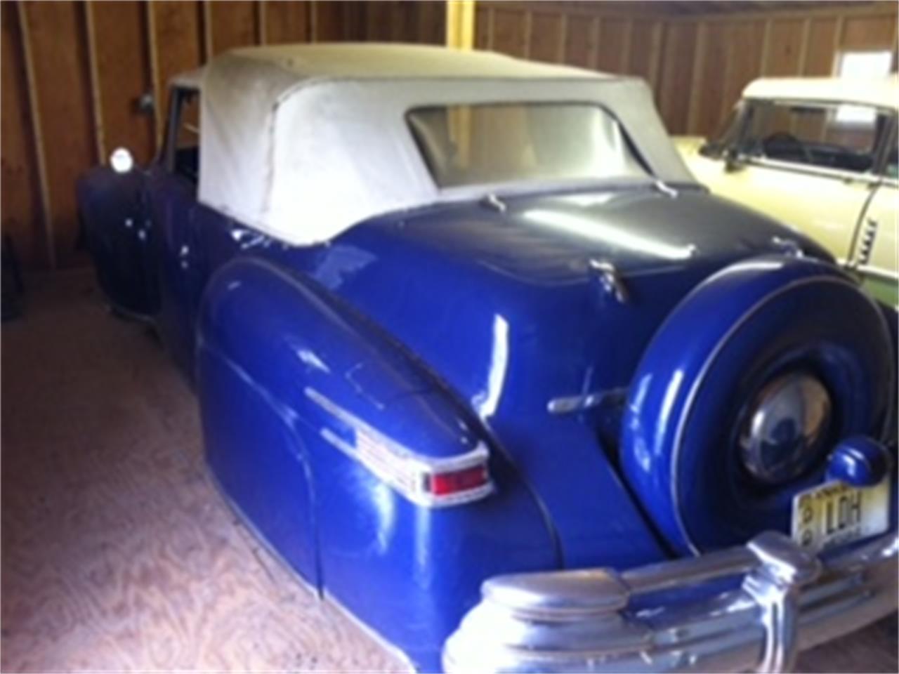 1947 Lincoln Cabriolet (CC-1233301) for sale in Bristol, Pennsylvania