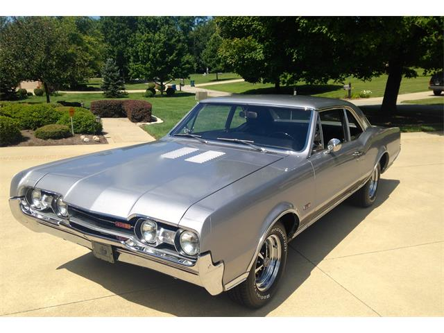 1967 Oldsmobile 442 (CC-1233311) for sale in Richmond, Indiana