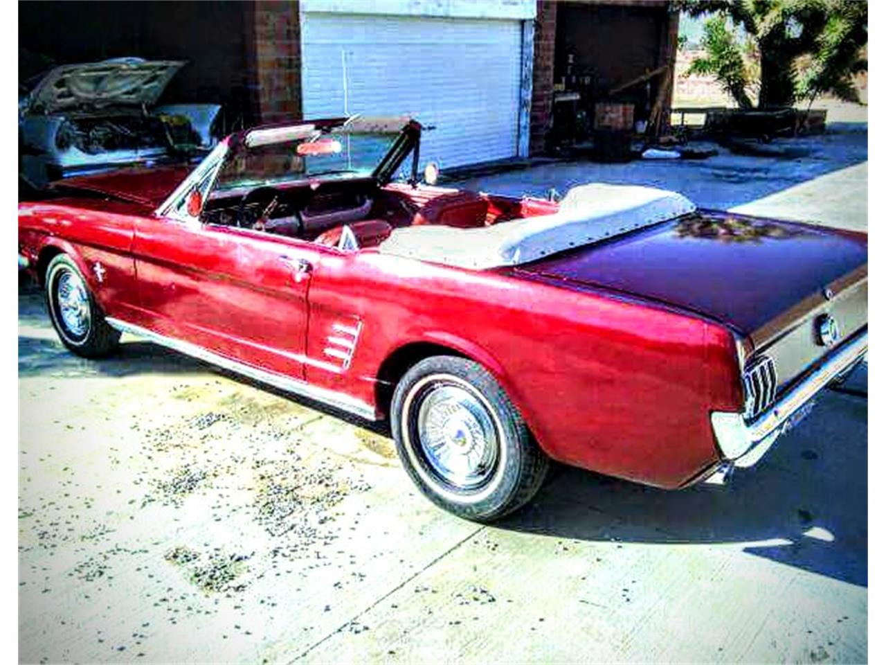 1965 Ford Mustang (CC-1233313) for sale in YUCCA VALLEY, California