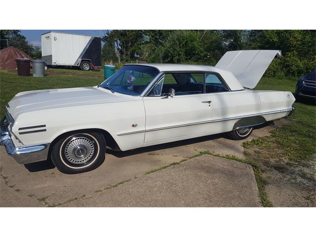 1963 Chevrolet Impala (CC-1233326) for sale in ALEXANDRIA , Kentucky