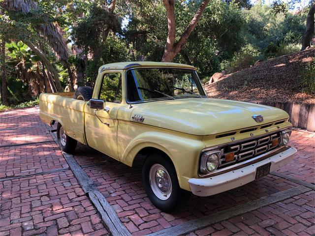 1964 Ford F100 (CC-1233329) for sale in Escondido, California