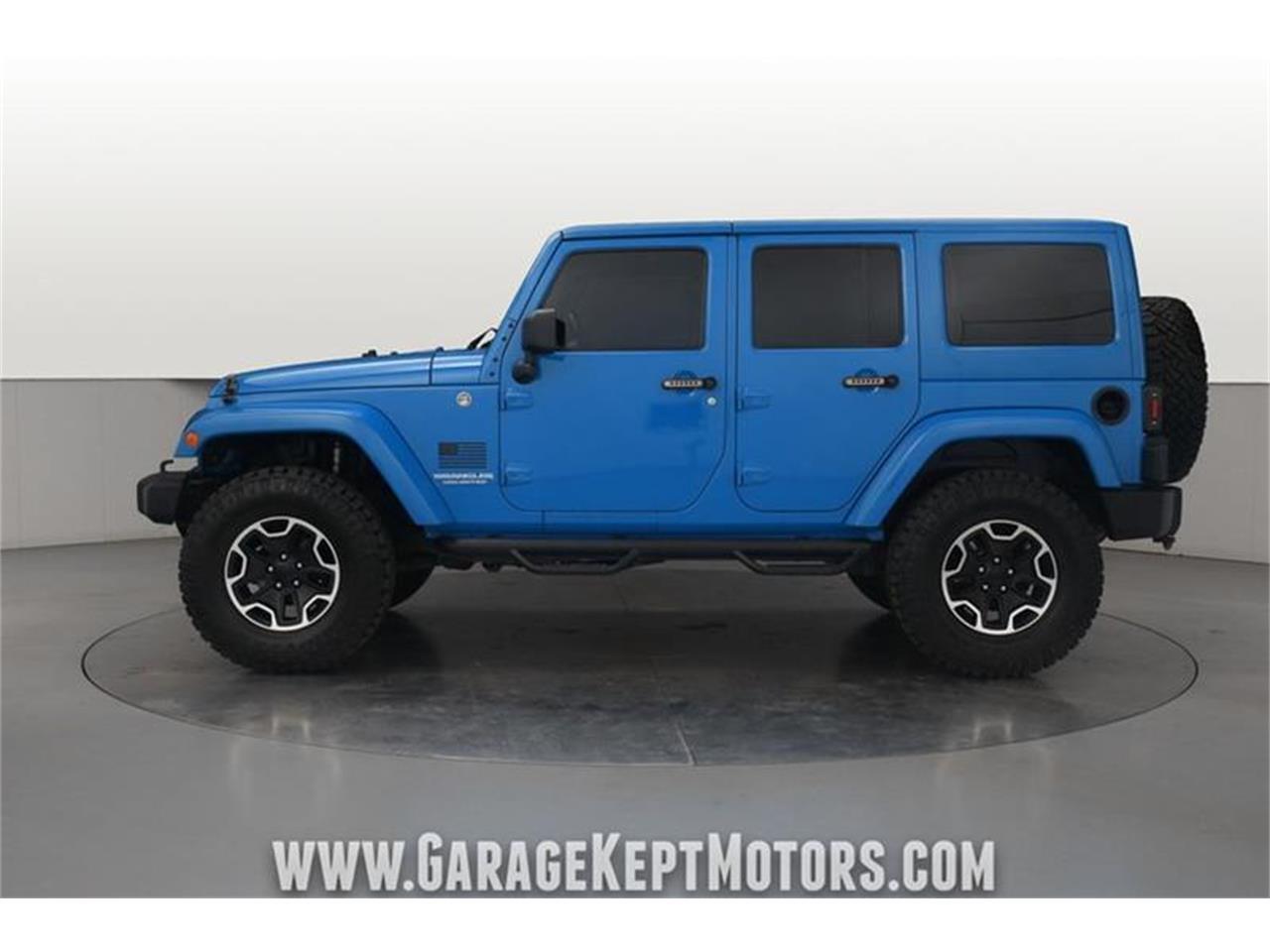 2011 Jeep Wrangler (CC-1233343) for sale in Grand Rapids, Michigan