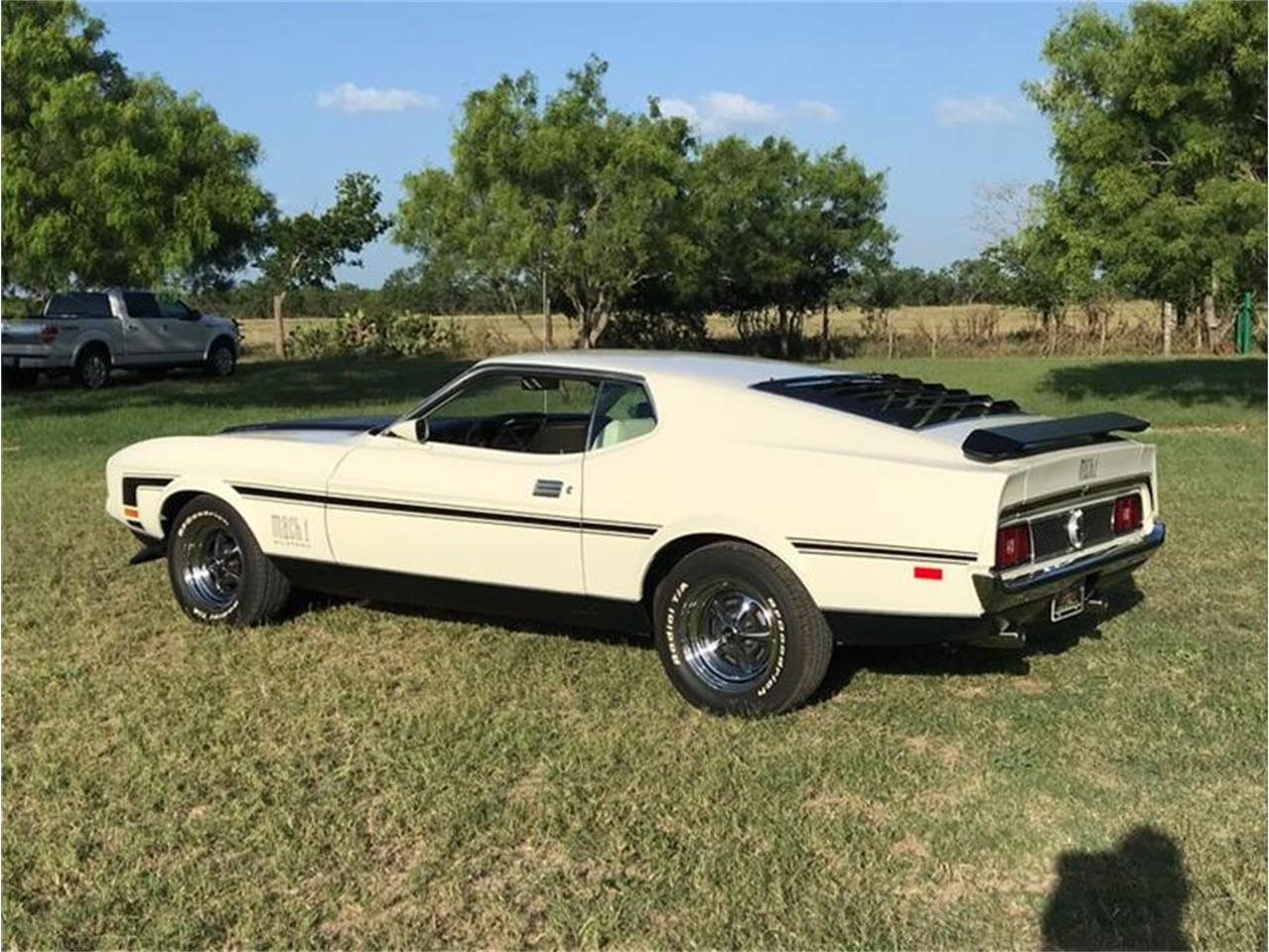 1971 Ford Mustang (CC-1233350) for sale in Fredericksburg, Texas