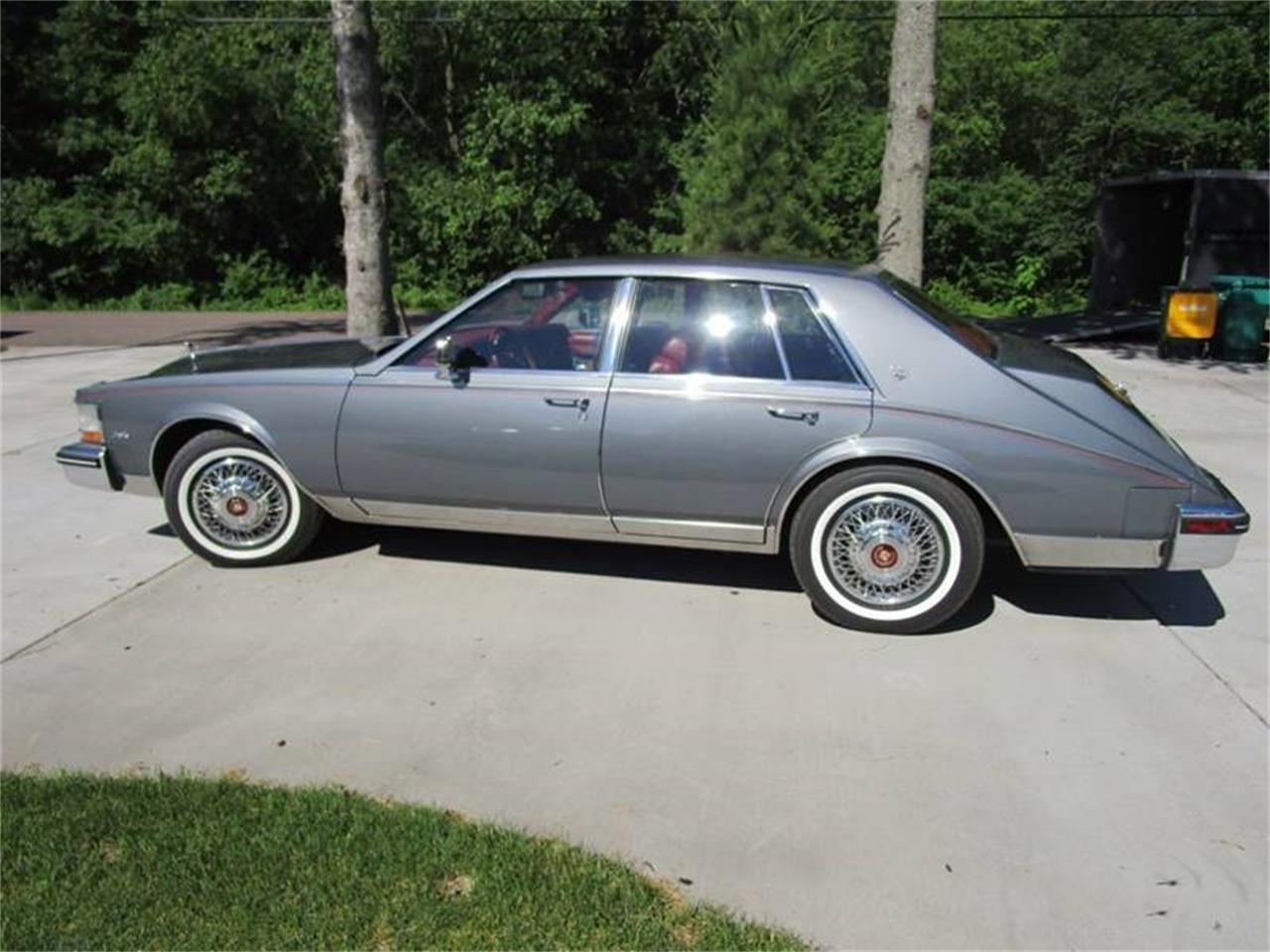 1985 Cadillac Seville (CC-1233353) for sale in Stanley, Wisconsin