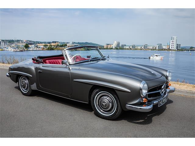 1961 Mercedes-Benz 190SL (CC-1233377) for sale in Cardiff, South Glamorgan
