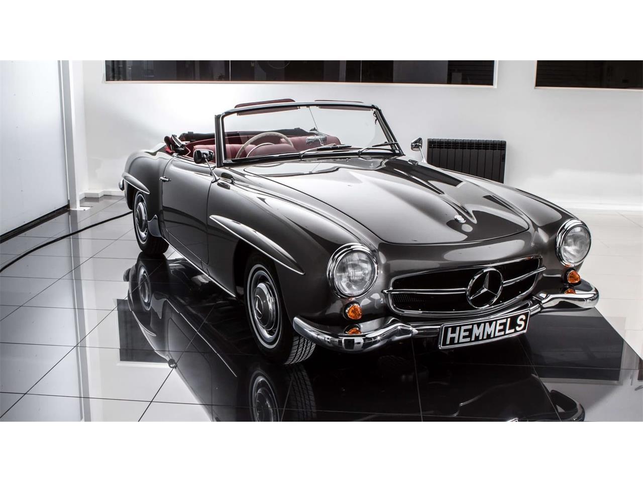 1961 Mercedes-Benz 190SL (CC-1233377) for sale in Cardiff, South Glamorgan