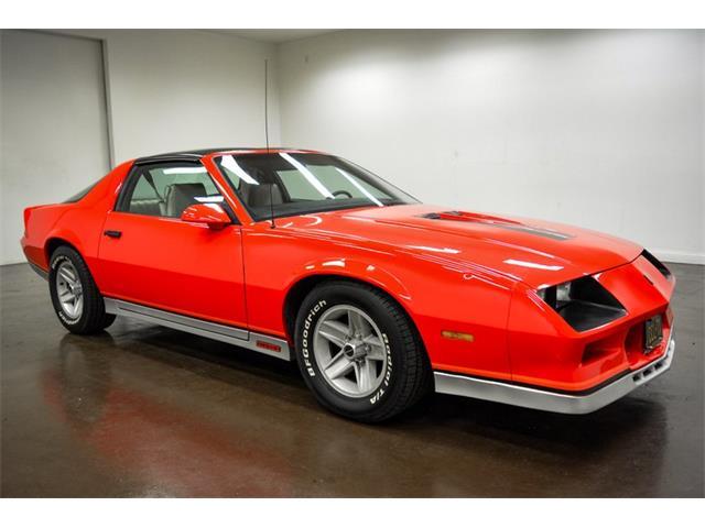 1983 Chevrolet Camaro (CC-1230339) for sale in Sherman, Texas