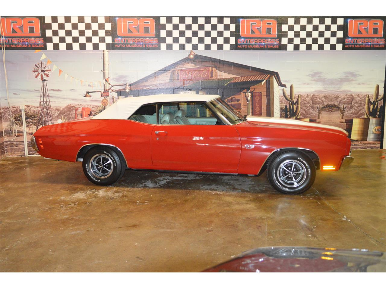 1970 Chevrolet Chevelle SS (CC-1233515) for sale in bristol, Pennsylvania