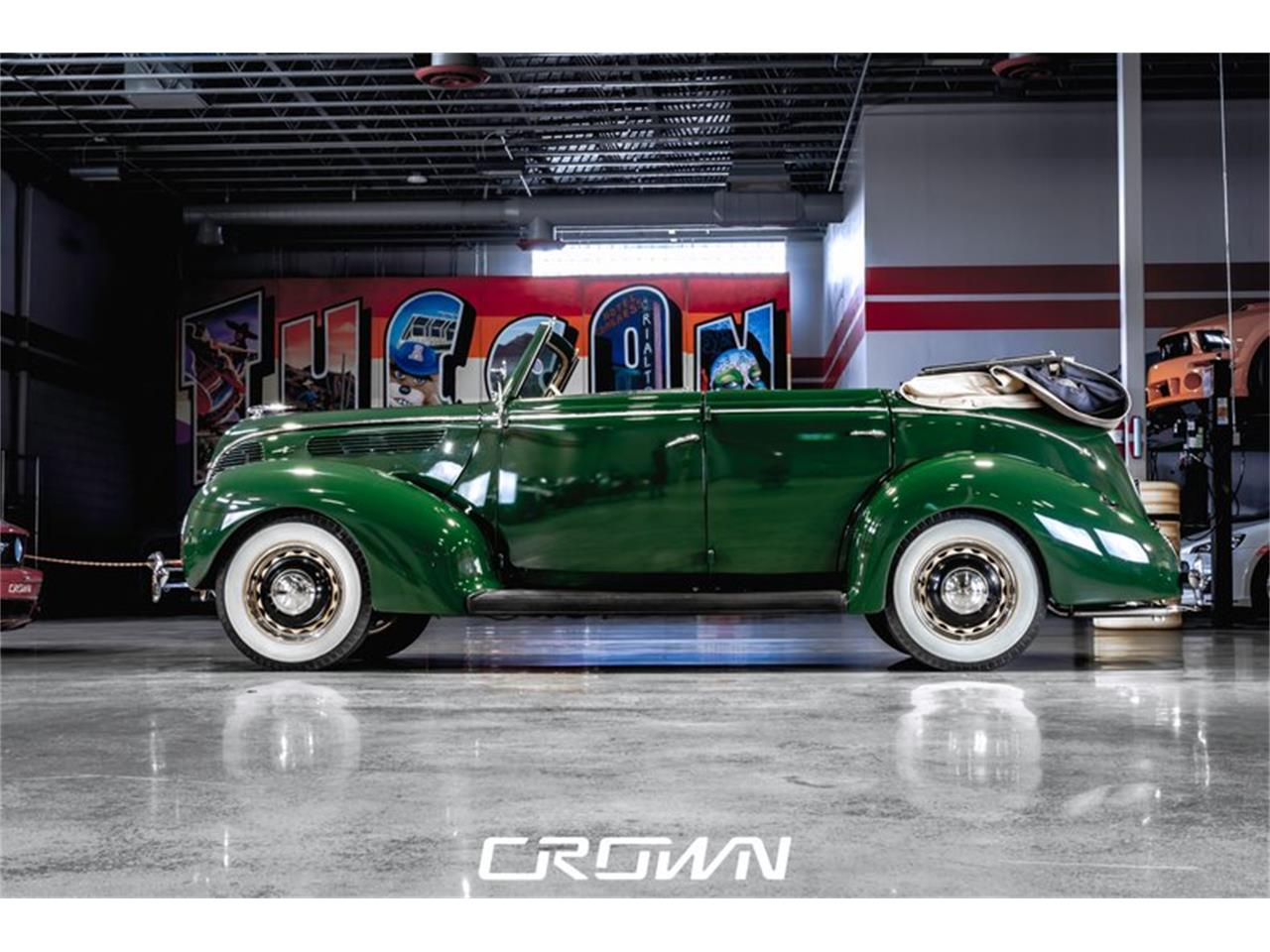 1938 Ford Deluxe (CC-1230352) for sale in Tucson, Arizona