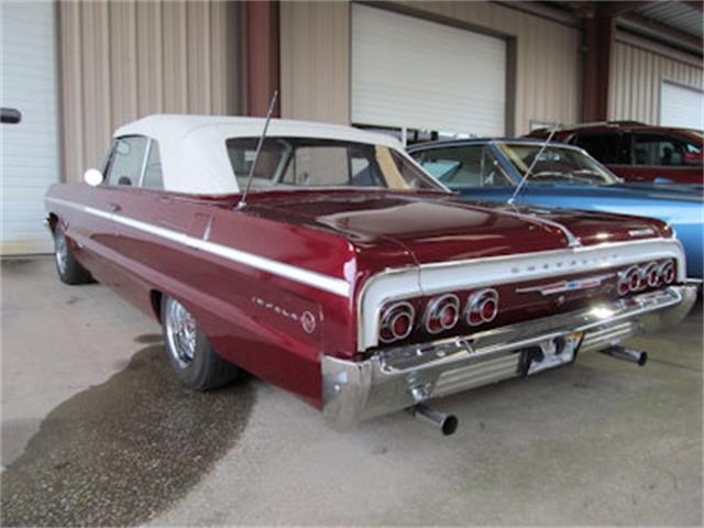 1964 Chevrolet Impala (CC-1233525) for sale in Florence, Alabama