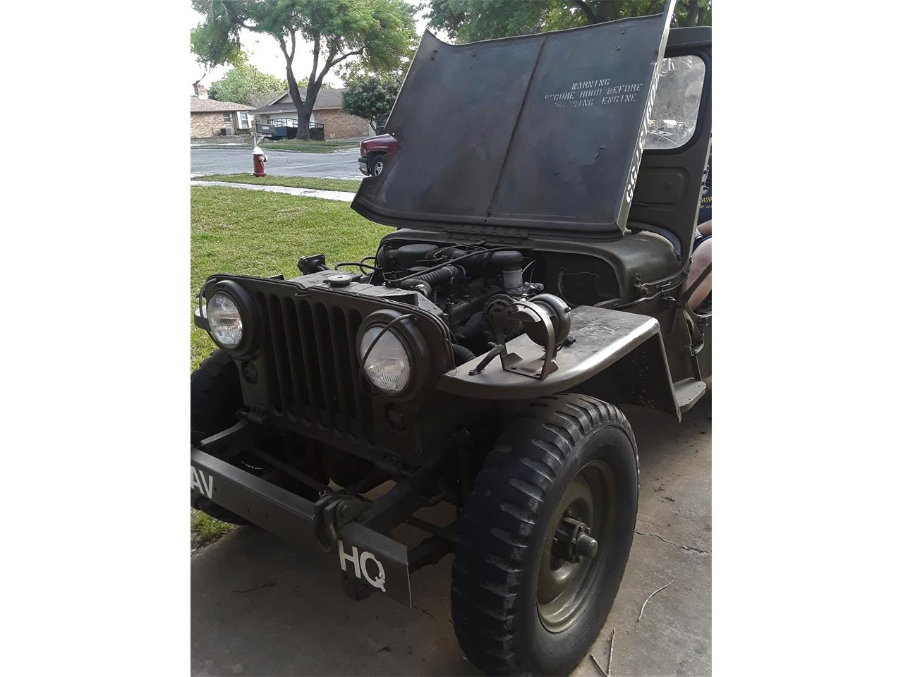 1952 Willys Jeep (CC-1233538) for sale in Schertz, Texas