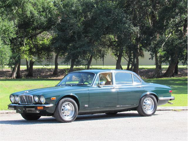 1976 Jaguar XJ12 (CC-1233543) for sale in Sarasota, Florida