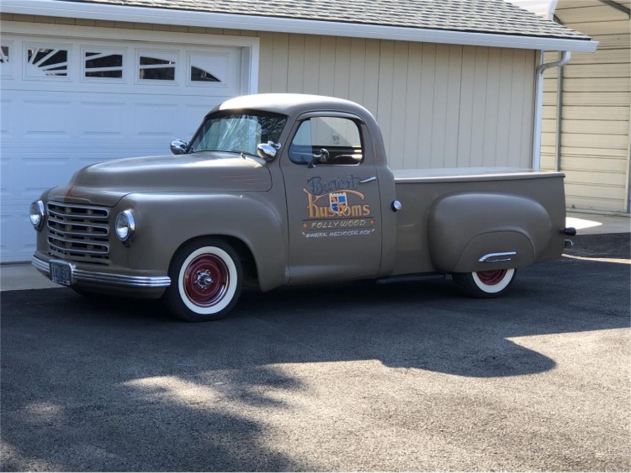 1955 Studebaker Pickup (CC-1233557) for sale in Sparks, Nevada