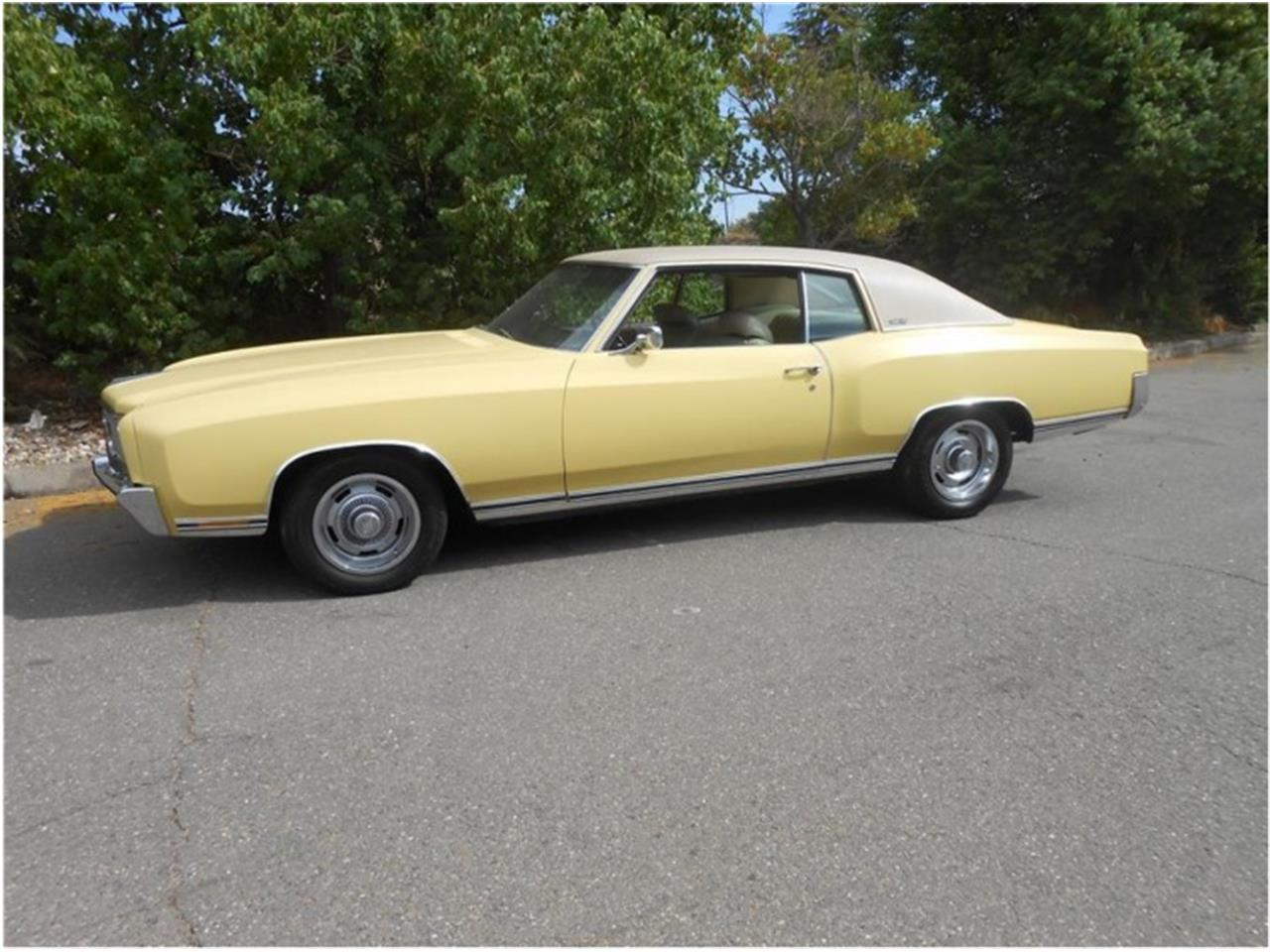 1972 Chevrolet Monte Carlo (CC-1233562) for sale in Sparks, Nevada