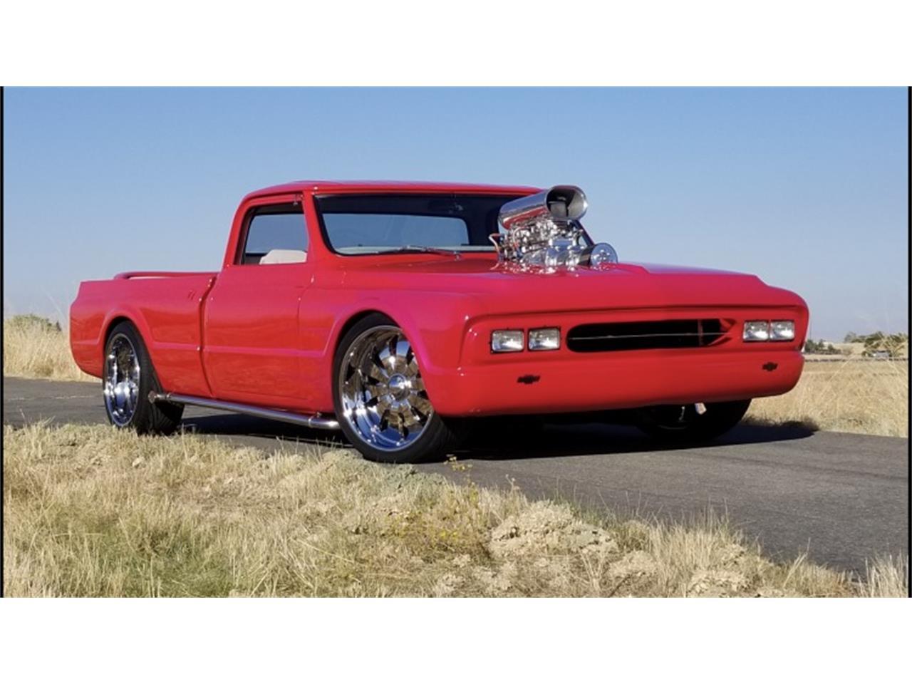 1969 Chevrolet C/K 10 (CC-1233597) for sale in Sparks, Nevada