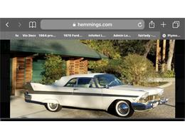 1957 Plymouth Fury (CC-1233598) for sale in Sparks, Nevada