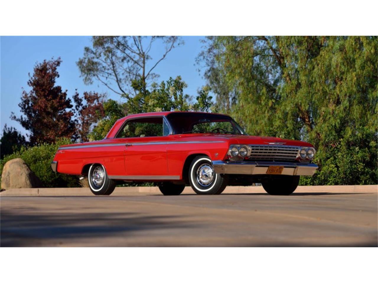 1962 Chevrolet Impala (CC-1233643) for sale in Sparks, Nevada