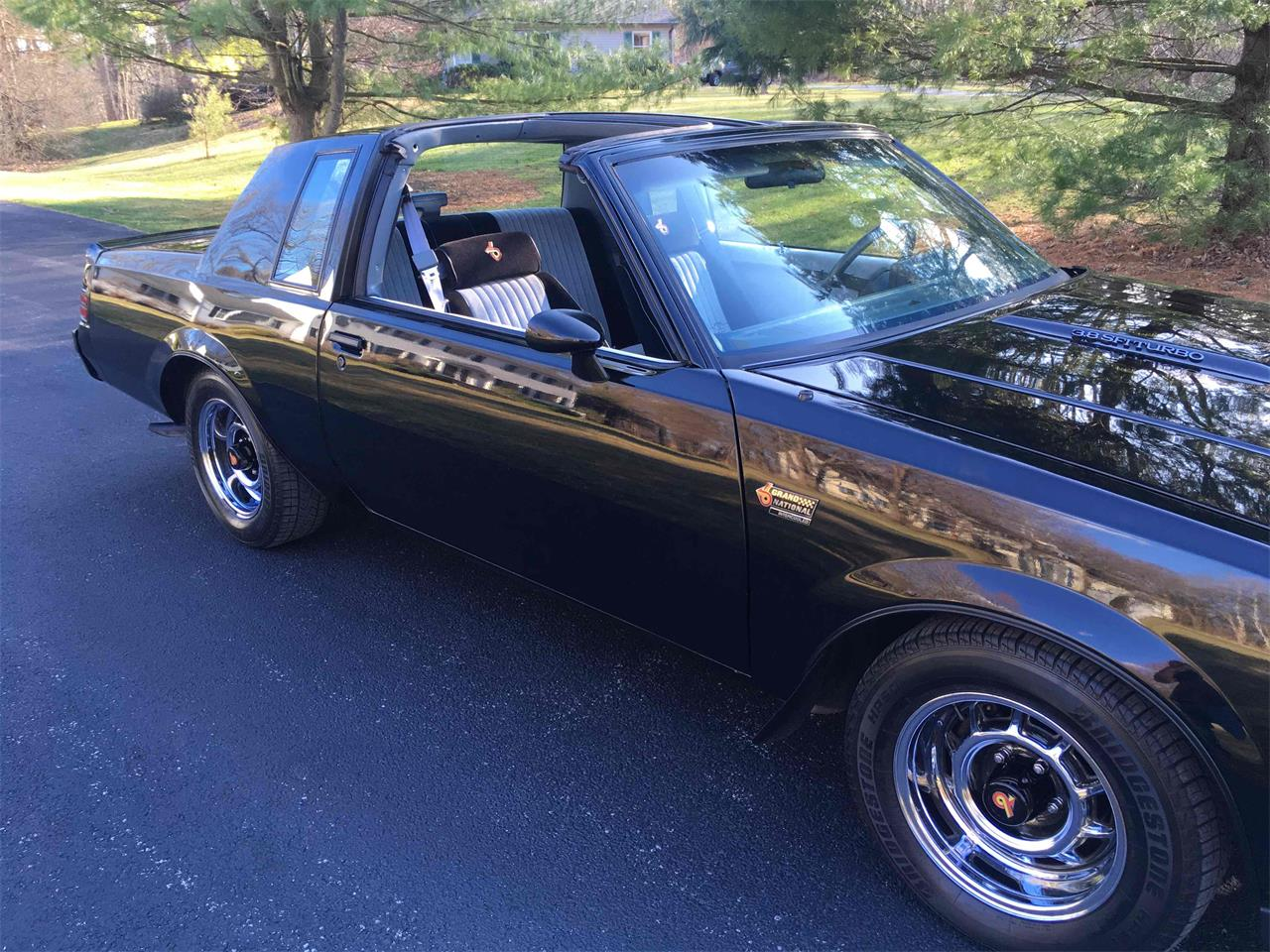 1987 Buick Grand National (CC-1233674) for sale in Poughkeepsie, New York