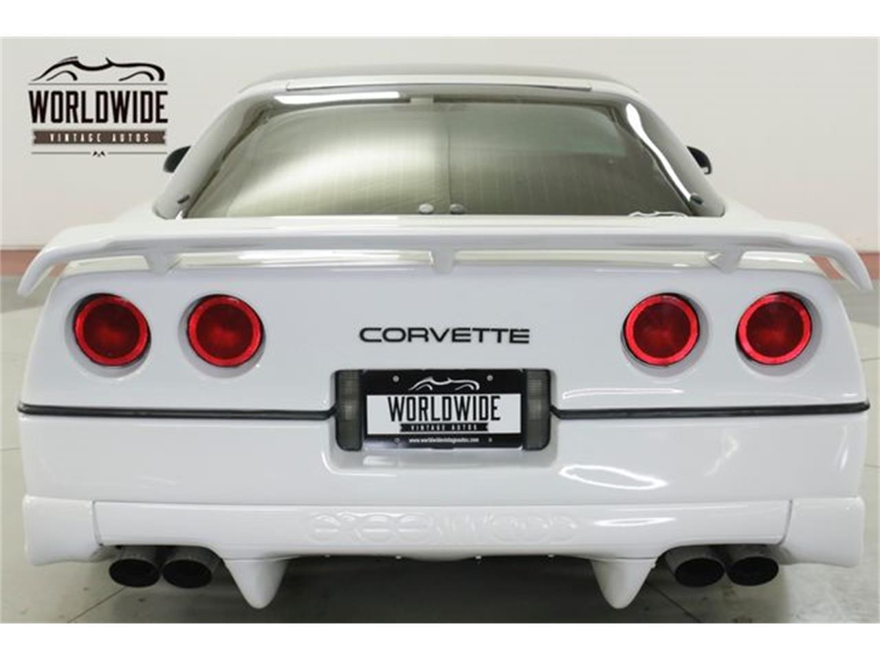 1985 Chevrolet Corvette (CC-1233722) for sale in Denver , Colorado